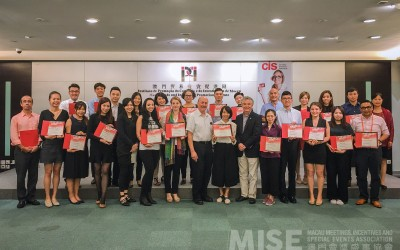 MISE and SITE bring CIS Certification Program to Macau